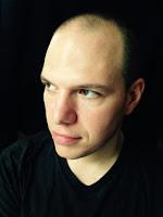 Where Writers Write: Anthony Michael Morena