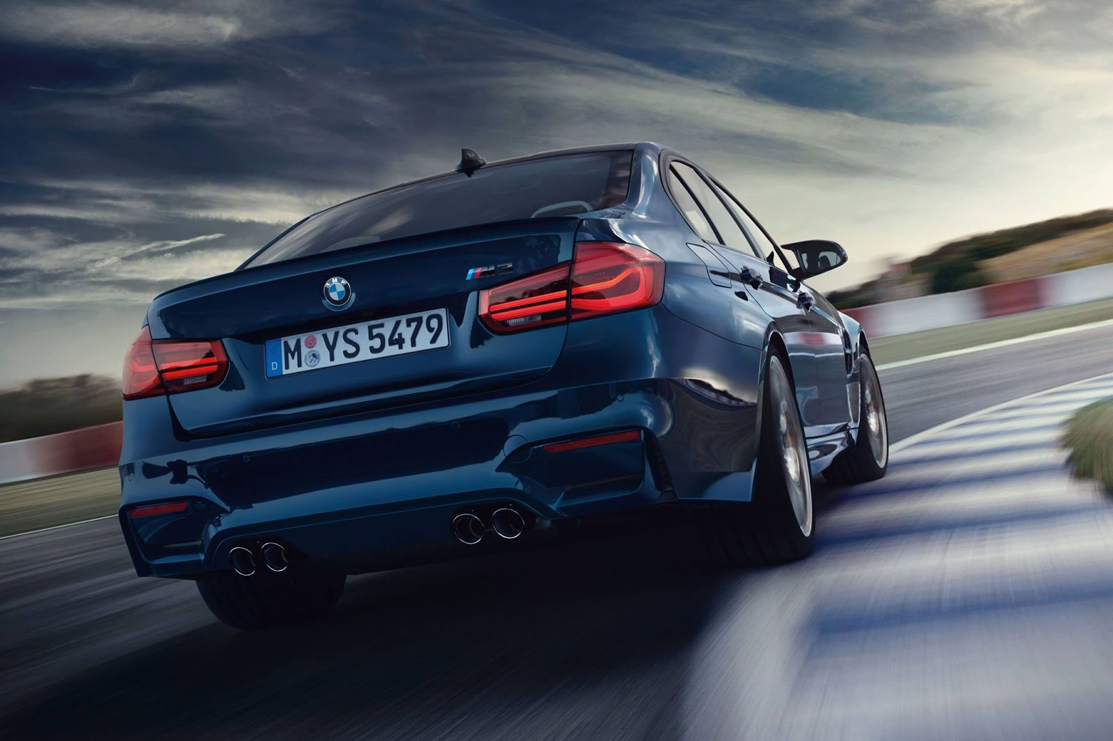 2018 BMW M3 Gets Second Minor Facelift With M4's