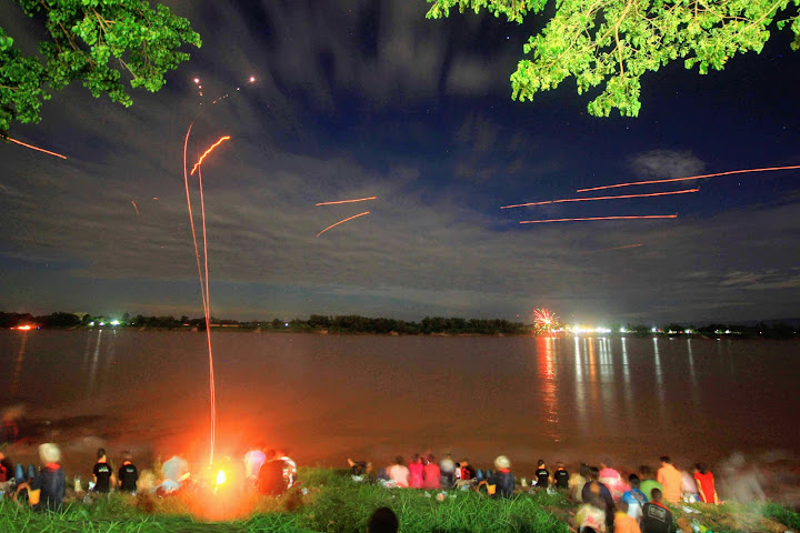 The Unexplained Phenomenon of Mekong Lights