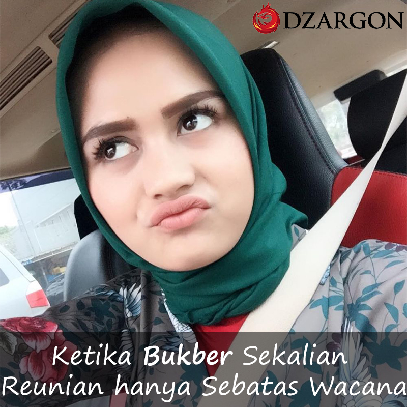 gambar meme lucu tentang ramadhan polwan cantik dan manis naik mobil