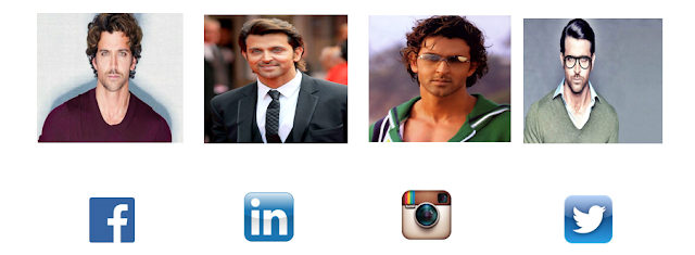 Hrithik Roshan, Bollywood, Facets, Social Media, LinkedIn, Facebook, Twitter, Instagram