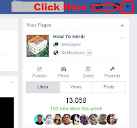 how to clear facebook recent search history