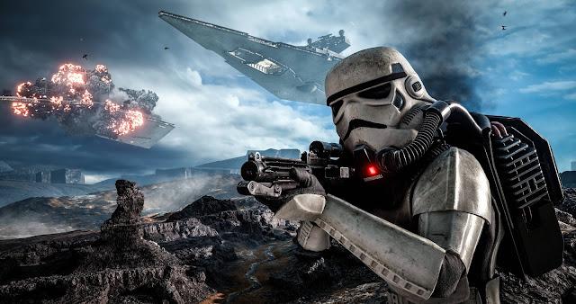 скачать игру Star Wars Battlefront 2017 - фото 5
