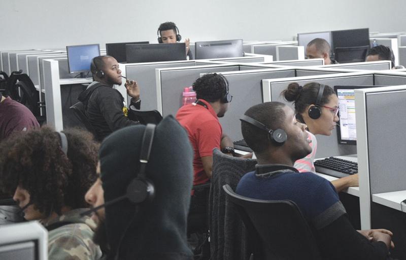 Call centers buscan crear 60,000 empleos en RD