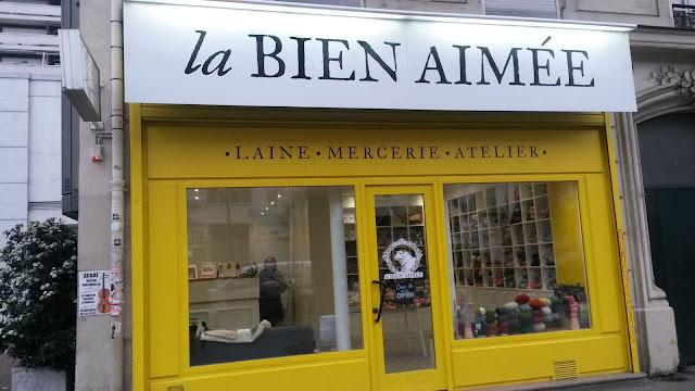 Où acheter de la laine à Paris