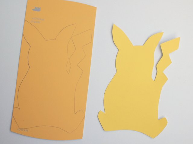 Easy Pikachu Bookmark Corner - Pokemon Go - Origami - YouTube | 480x640