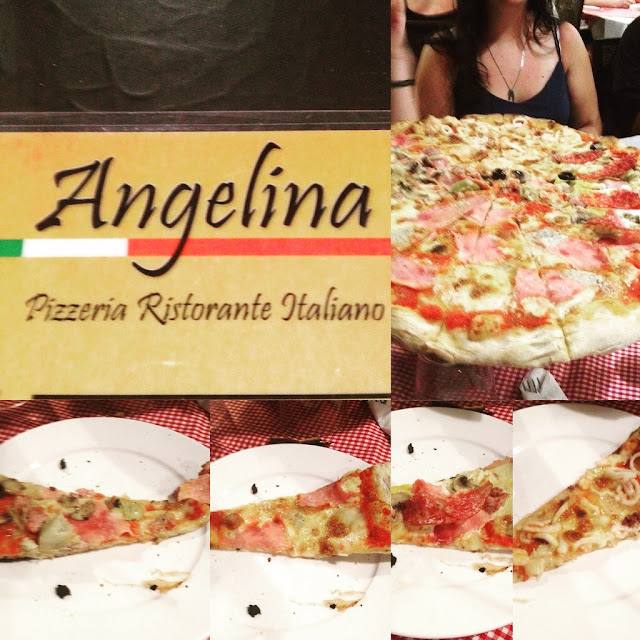 Angelina Pizzeria at Malapascua Island Daanbantayan Cebu Central Visayas