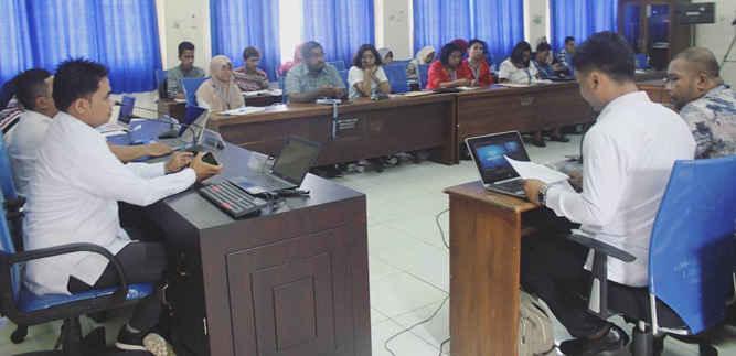 Kantor Bahasa Provinsi Maluku mengusulkan sebanyak 4.000 kosakata daerah setempat untuk dipertimbangkan masuk dan menambah kekayaan bahasa dalam Kamus Besar Bahasa Indonesia (KBBI).