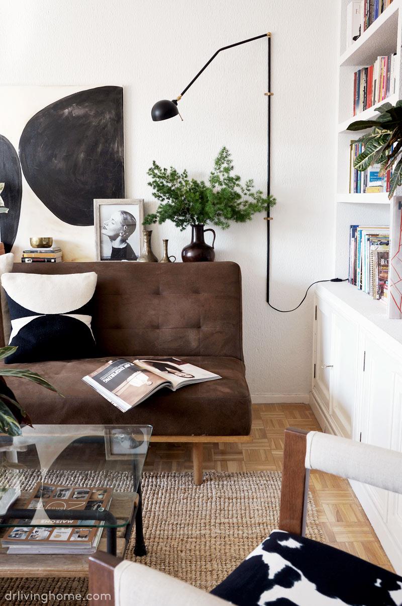 decorar con muebles de saln modernos