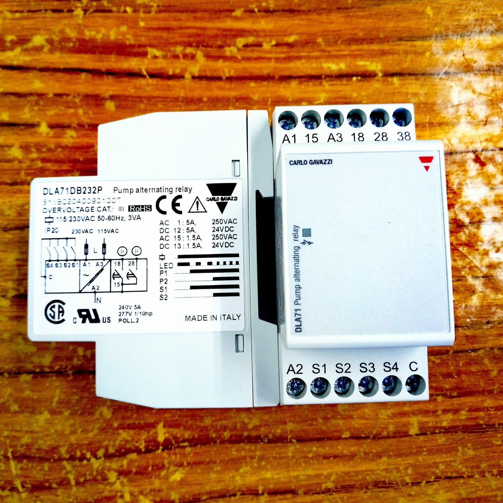 small resolution of pump alternation relay in hong kong market