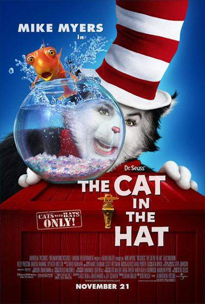 The Cat in the Hat DVDRip Descargar Español Latino