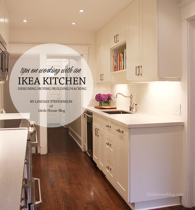 Little House Blog: Tips & Tricks for Buying an Ikea Kitchen - Ikea Shaker Kitchen