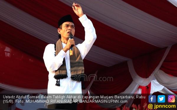Ustaz Abdul Somad Sebut Kriteria Pemimpin Layak Dipilih
