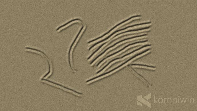 Menggambar di Atas Pasir dengan Aplikasi Windows 10 Ini 1
