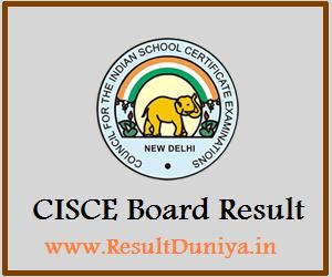 ISC Board Class 12th Exam Result 2015 UID Wise Name Wise