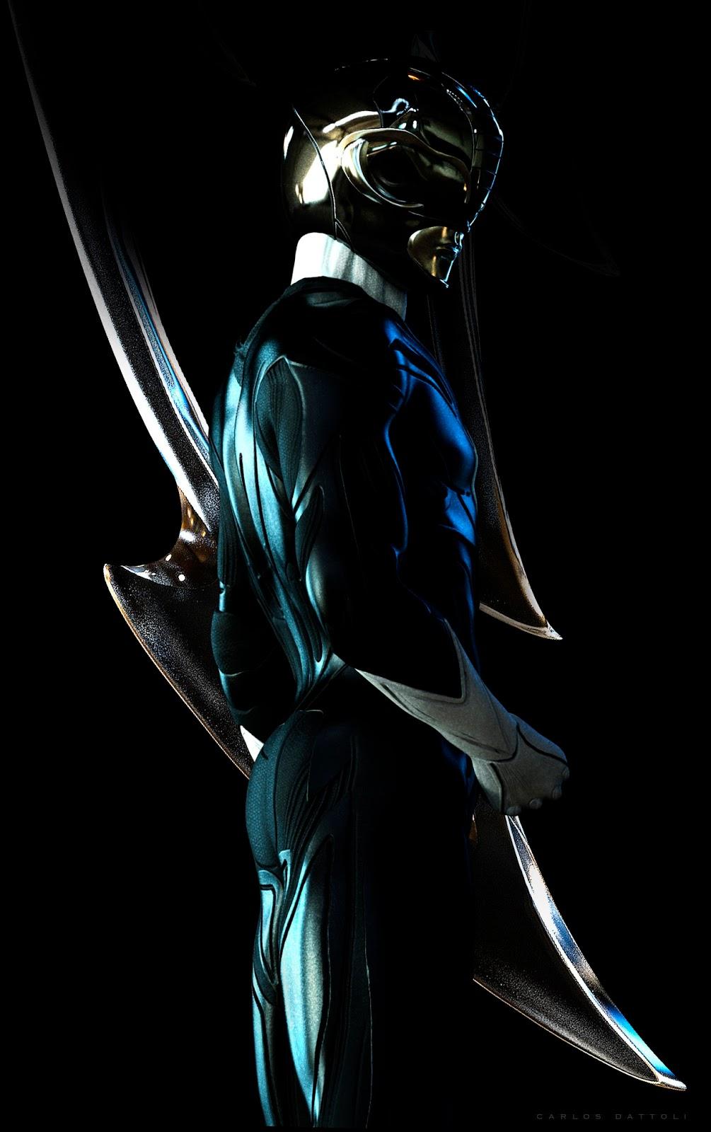 Carlos Dattoli Black Power Ranger
