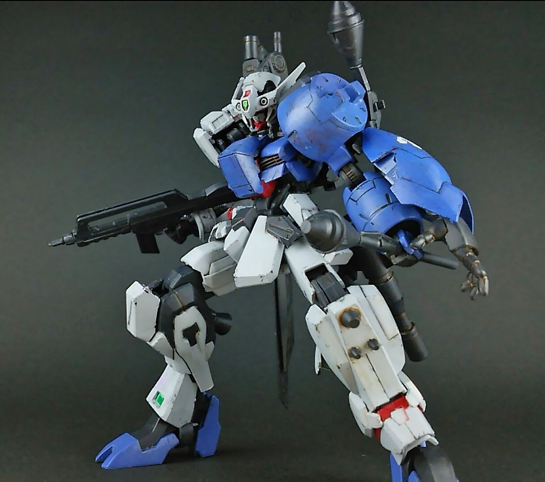 Gundam Guy Gundam Astaroth Custom Build