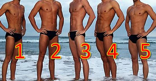 O que é atraente nos homens? Novo estudo científico responde!