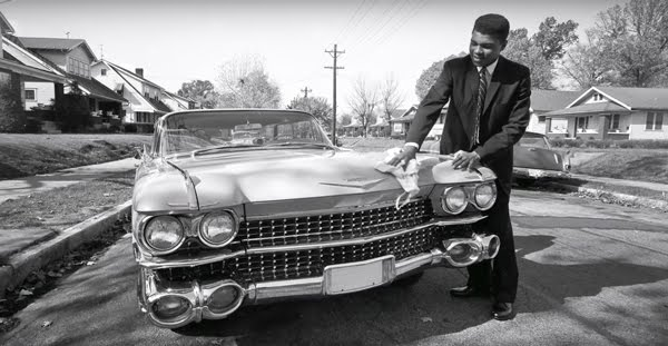Muhammad Ali And Marilyn Monroe Appear In Cadillacs Carry 2017