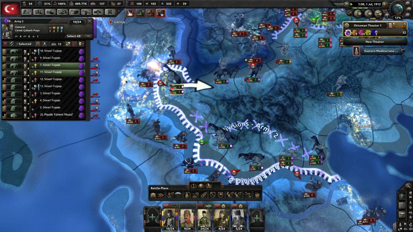 Ottoman - HOI4 - Preparing for the Inevitable