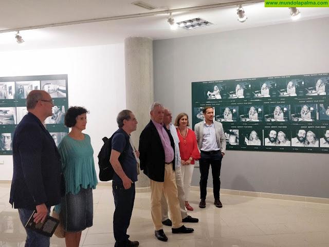 Inaugurada la exposición 'Homenaje' de Vasco Szinetar