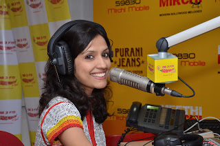 Lovey Indian  Radio Jokey Photo, Sweet Indian RJ pics, charming Indian RJ photo