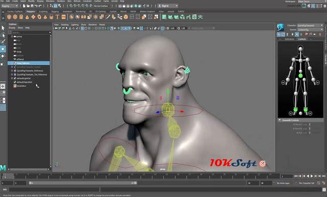 Autodesk Maya 2018 Offline Setup Free Download