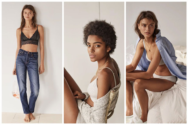 Madewell launches an intimates line
