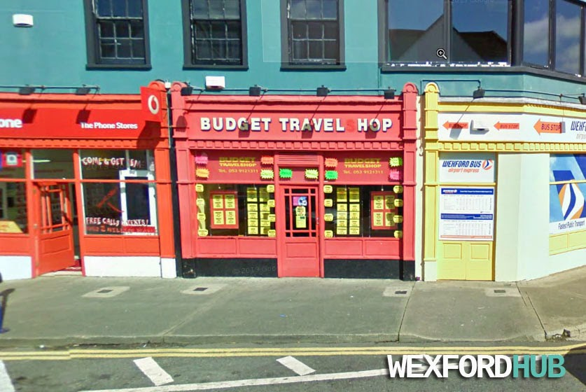 Budget Travel, Wexford