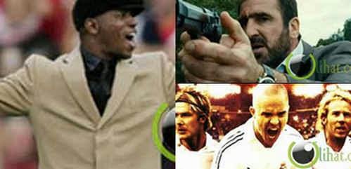 5 Pemain Sepakbola Terkenal Dunia yang menjadi Bintang Film