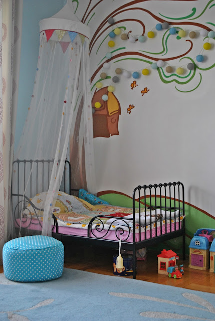 Milly's room