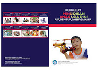 Download Pedoman Implementasi Kurikulum 2013 PAUD (Pendidikan Anak Usia Dini) Terkini