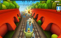 تحميل لعبة صب واي للكمبيوتر برابط مباشر مضغوطة  subway surfers game