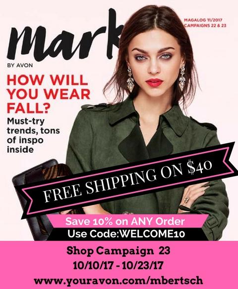 Avon Mark Catalog October 2017