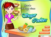juegos de cocina galletas de azucar