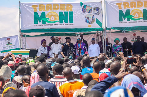 Trader Moni: FG Empowers 30,000 Petty Traders In Osun