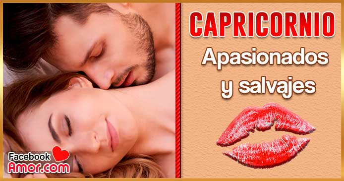 Como besa Capricornio