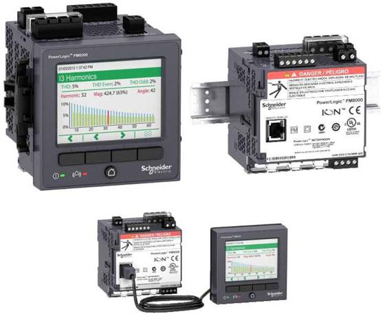 powerlogic meter