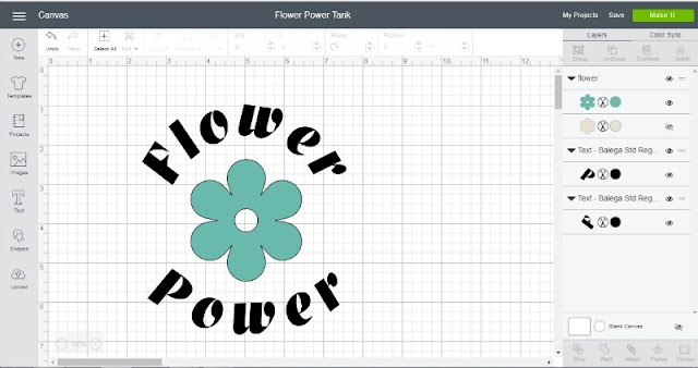 Did you know Cricut has a new feature that allows you to curve text in Design Space? I have an easy tutorial for you!