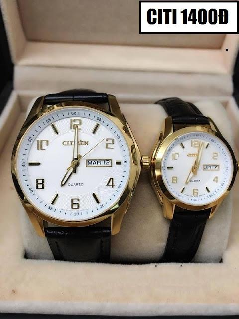 đồng hồ đeo tay citizen 1400