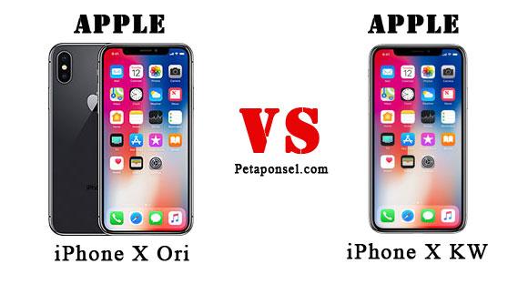 15 Cara Membedakan iPhone X Asli dan Palsu (Replika)  5e13f97399