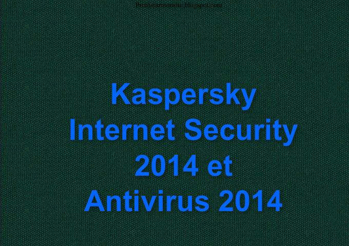telecharger kaspersky internet security 2014