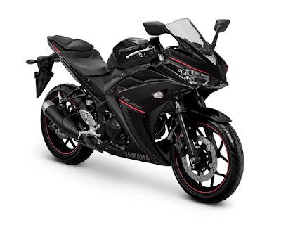 YZF-R25 Metalic Black