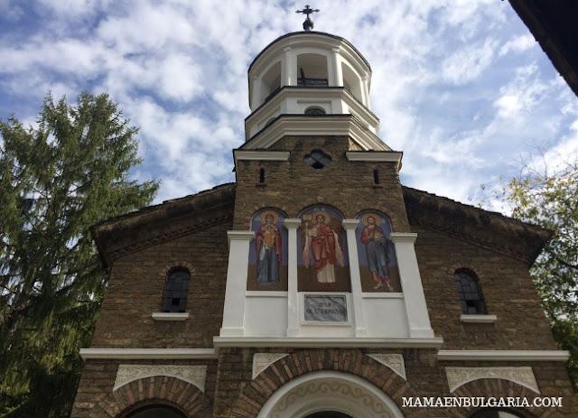 Monasterio Dryanovo Bulgaria