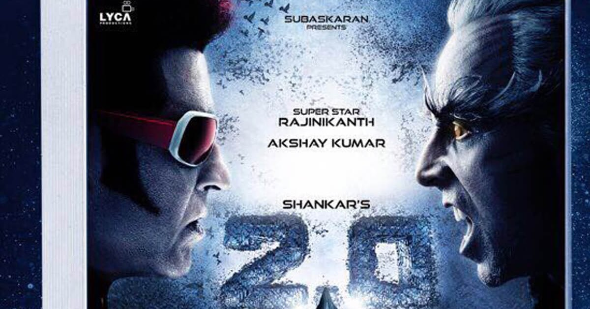 Robot 2 0 Movie Hd Wallpapers Download Free 1080p