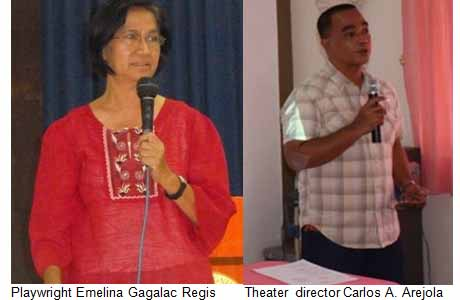 Teatro Ragayano to stage play for 2017 World Theater Day