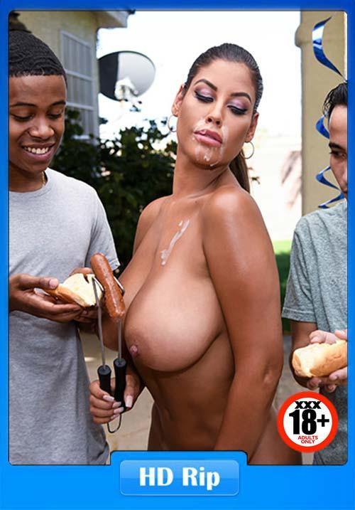 [18+] BrazzersExxtra Bridgette B Porn Clip Its A Sausage Fest XXX