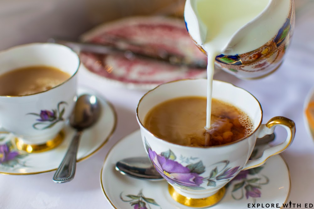 Wyndcliffe Court Vintage Afternoon Tea