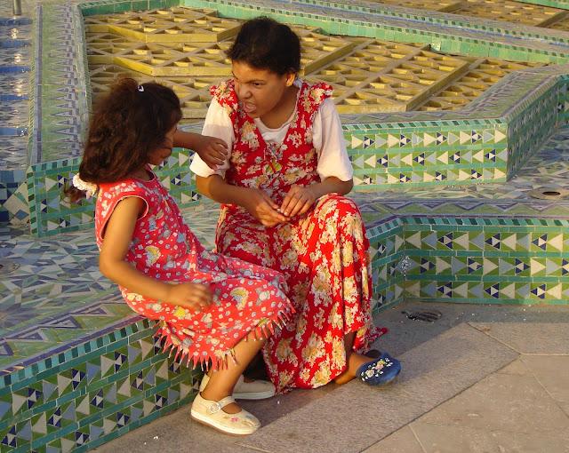 """W sieci marokańskiego """"Small Talk"""""""