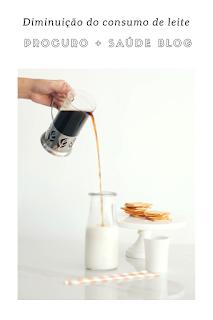 Diminuição do consumo de leite, 1 milhão de litros por mês?